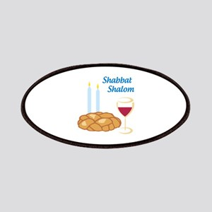 Shabbat Shalom Patch