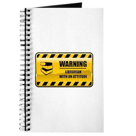Warning Librarian Journal
