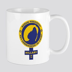 45th Commander-in-Chief Mug