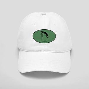Pole Vault (euro-green) Cap