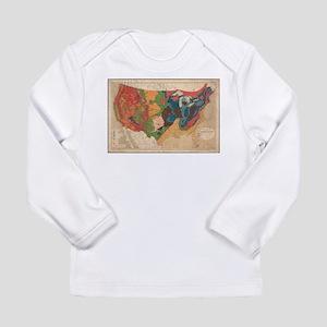 Vintage United States Geologic Long Sleeve T-Shirt