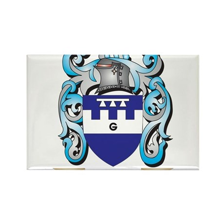 Ganin Coat of Arms - Family Crest Magnets