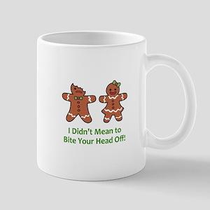 Bite Head Off Mugs