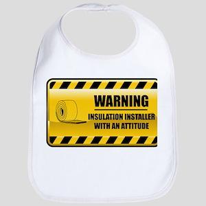 Warning Insulation Installer Bib