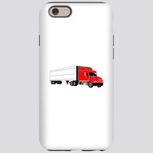 Semi Truck For Hats iPhone 6/6s Tough Case