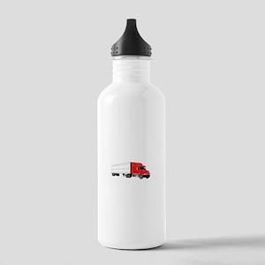 Semi Truck For Hats Water Bottle