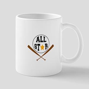 Baseball All Star Mugs