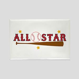 Baseball All Star Magnets