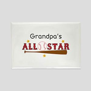 Grandpas All Star Magnets