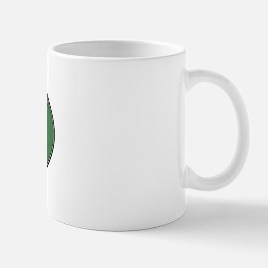 Jump Rope (euro-green) Mug