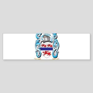 Gannon Coat of Arms - Family Crest Bumper Sticker