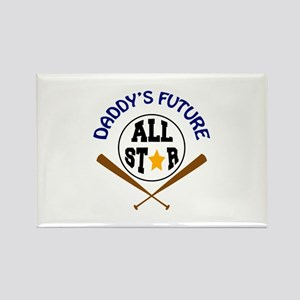 Daddys Future All Star Magnets