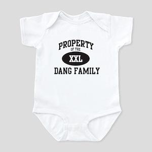 Property of Dang Family Infant Bodysuit