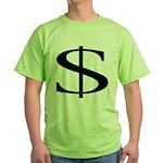104. $ Green T-Shirt