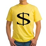 104. $ Yellow T-Shirt