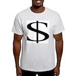 104. $ Ash Grey T-Shirt