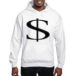 104. $ Hooded Sweatshirt