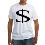 104. $ Fitted T-Shirt