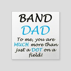 Band Dad Sticker