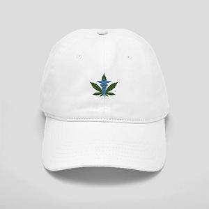 Medical Marijuana Baseball Cap 0b198bc89c65