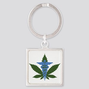 Medical Marijuana Keychains