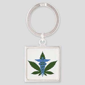 Medical Marijuana Keychains