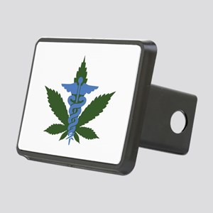 Medical Marijuana Hitch Cover