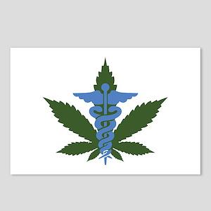 Medical Marijuana Postcards (Package of 8)