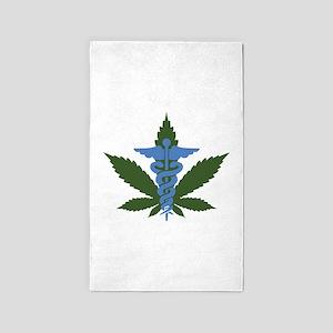 Medical Marijuana Area Rug