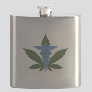 Medical Marijuana Flask