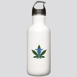 Medical Marijuana Water Bottle