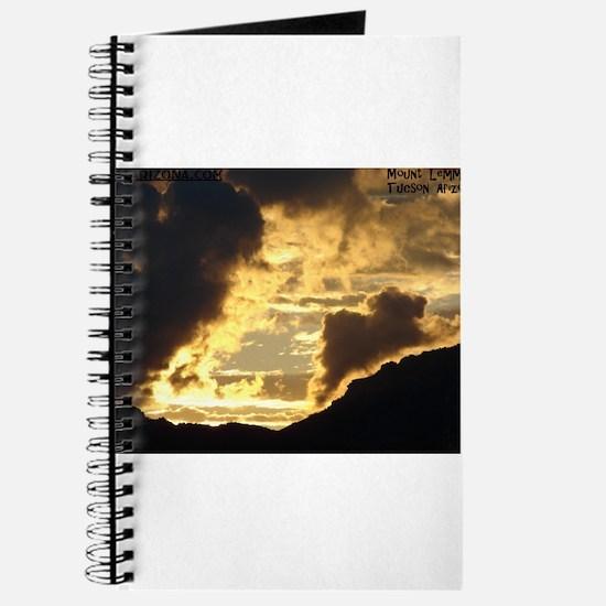Mount Lemmon Sunset Journal