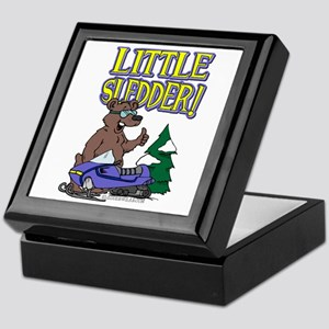 Little Sledder Keepsake Box