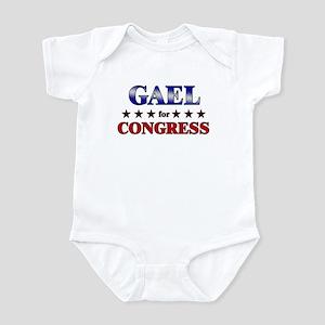 GAEL for congress Infant Bodysuit