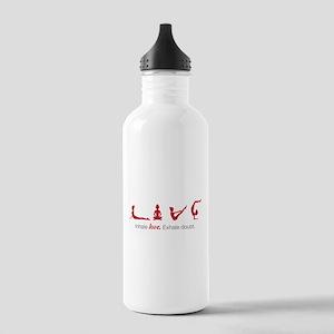 Love Yoga Water Bottle