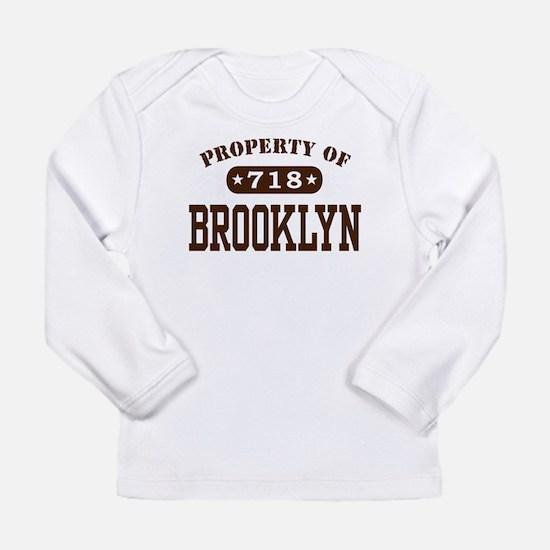 Brooklyn Long Sleeve T-Shirt