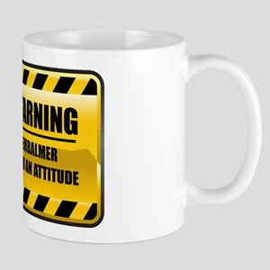 Warning Embalmer Mug