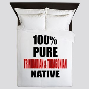 100 % Pure Trinidadian & Tobagonian Na Queen Duvet