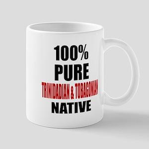 100 % Pure Trinidadian & Tobagonian Nat Mug