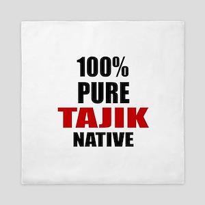 100 % Pure Tajik Native Queen Duvet