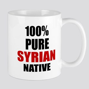 100 % Pure Syrian Native Mug