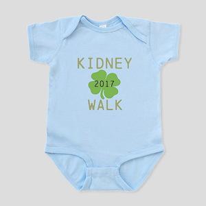 Personalize Kidney Walk Infant Bodysuit