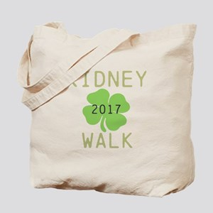 Personalize Kidney Walk Tote Bag