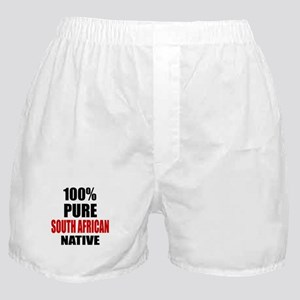 100 % Pure South African Nativ Boxer Shorts