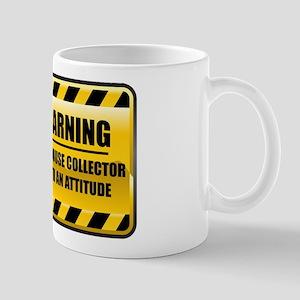 Warning Dollhouse Collector Mug