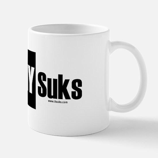 Alimony Suks Mug