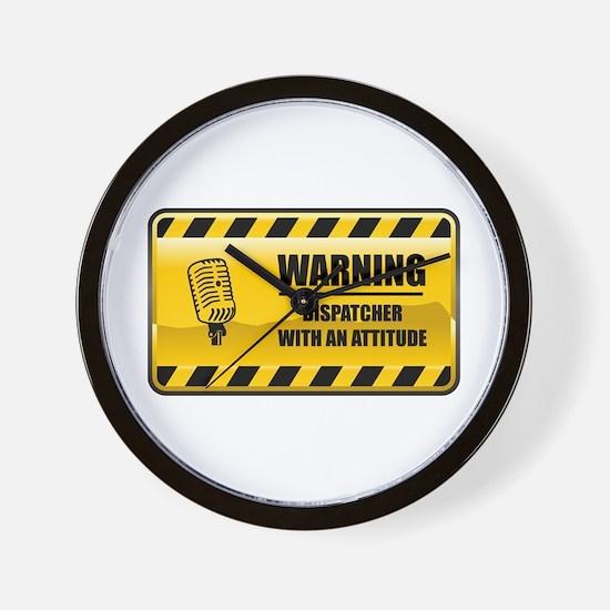 Warning Dispatcher Wall Clock