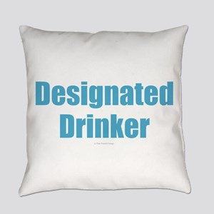 Designated Drinker Everyday Pillow