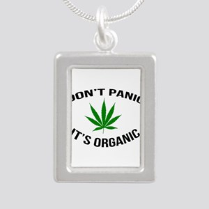 Don't Panic It's Organic Necklaces