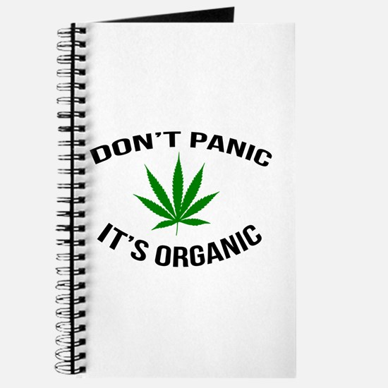 Don't Panic It's Organic Journal